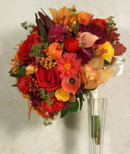 Abundance Acres Wedding Flowers - 1