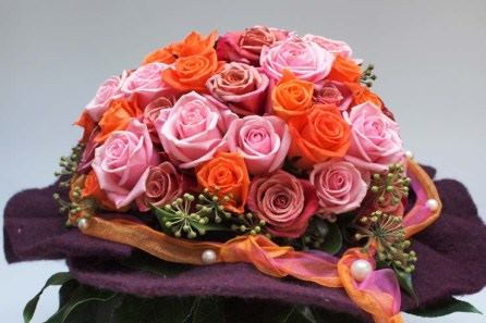 Janes Roses and Flowers - 1