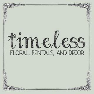 Timeless Floral, Rental, and Décor - 1