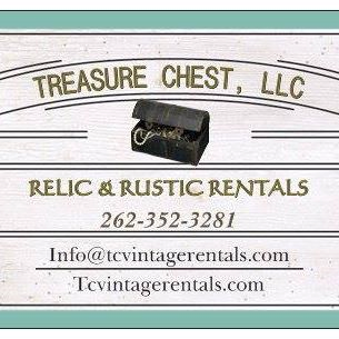 Treasure Chest Relic and Rustic Rentals - 1