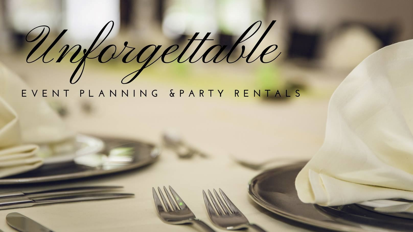 Unforgettable Event Planning and Party Rental - 1
