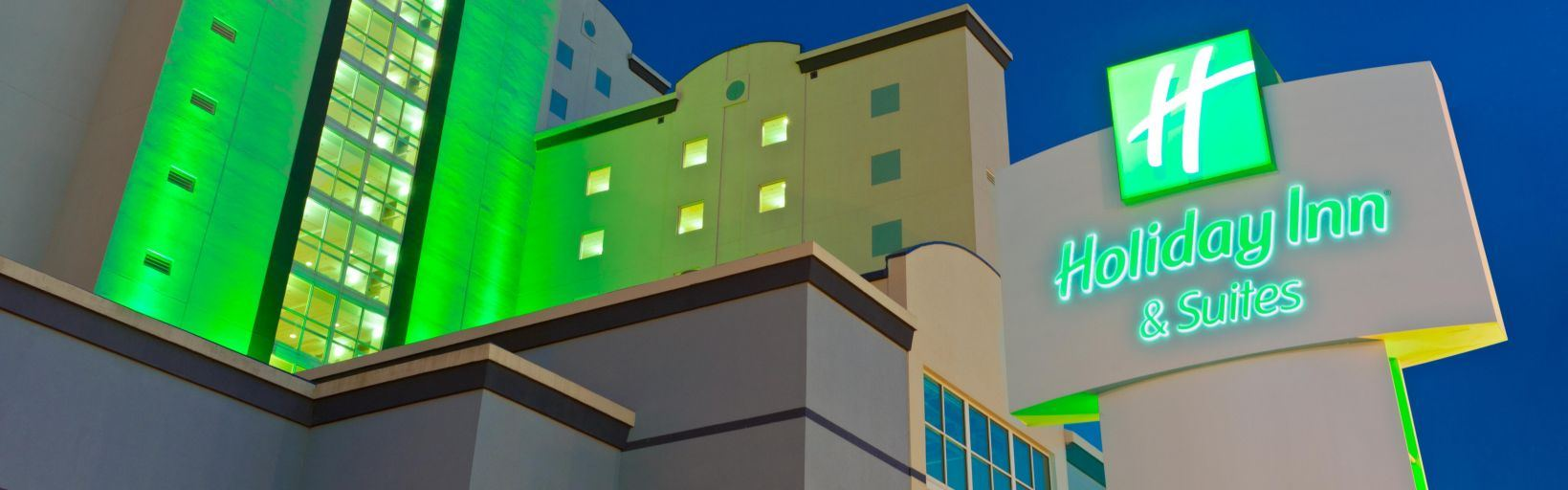 Holiday Inn Hotel and Suites,  Ocean - 1