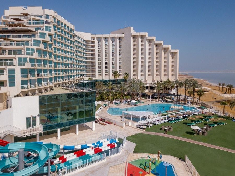 Leonardo Club Hotel Dead Sea - All Inclusive - 1