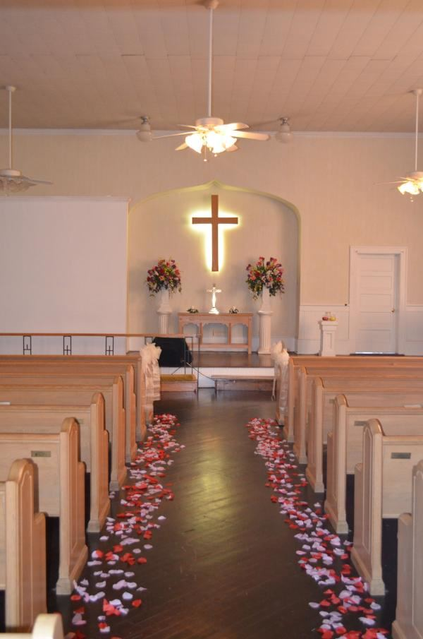 Little Wedding Chapel of Easley South Carolina - 1