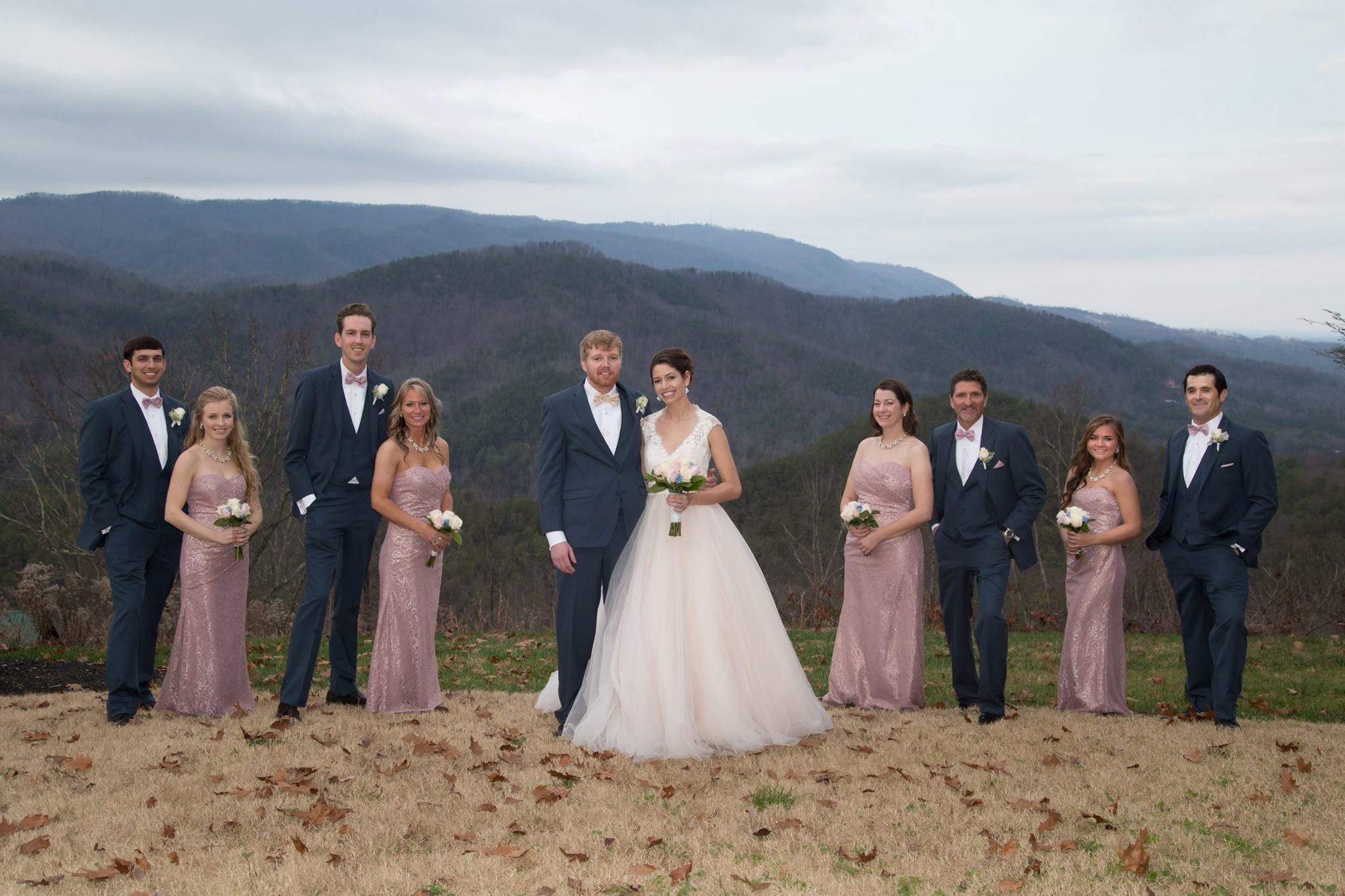 Eden Crest Weddings in the Smoky Mountains - 1