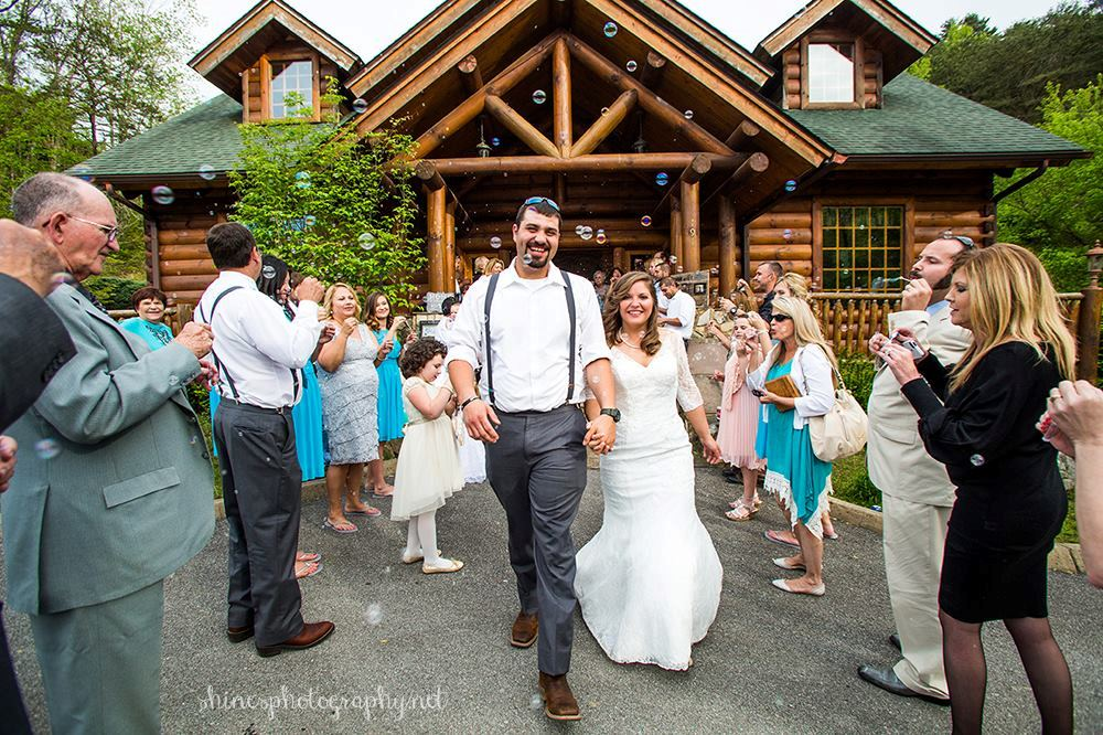 Eden Crest Weddings in the Smoky Mountains - 3