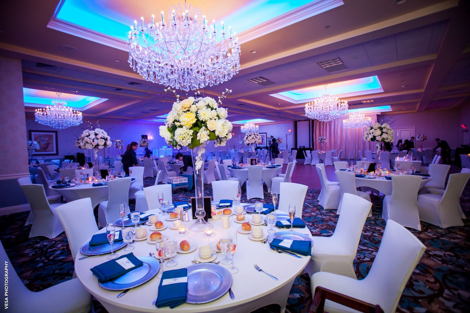 Crystal Ballroom at the Radisson Freehold - 5