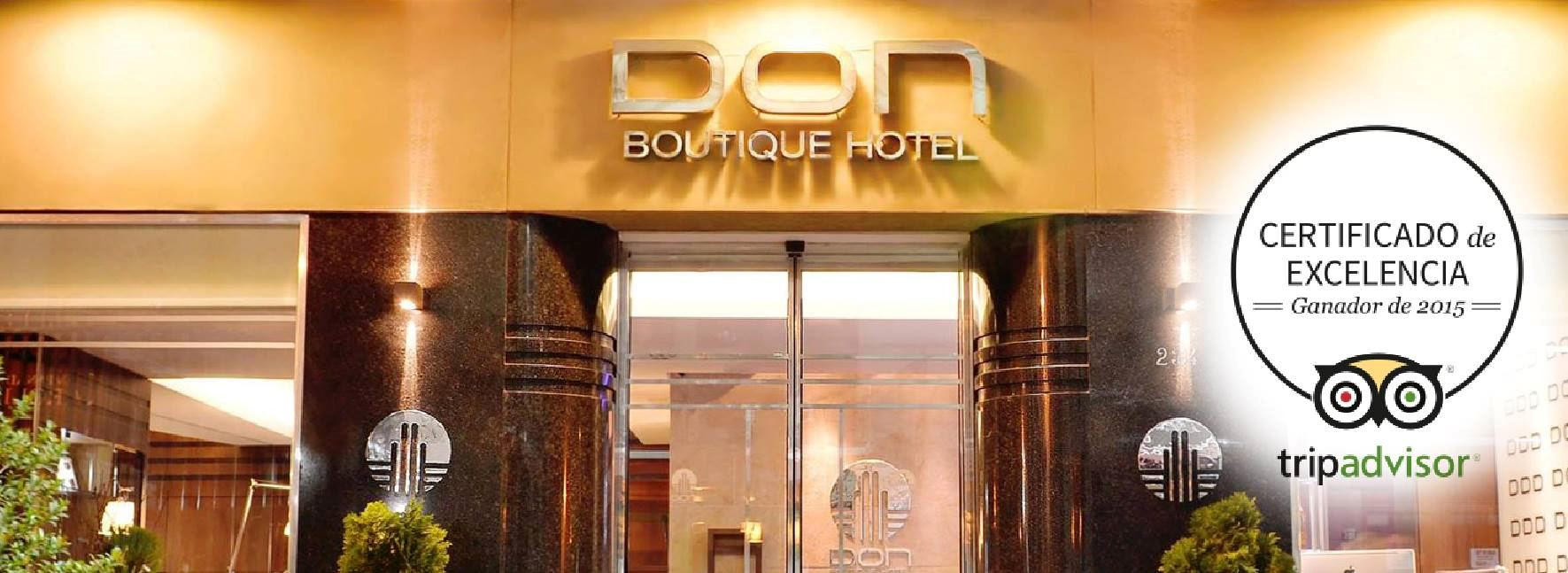 Don Boutique Hotel - 2