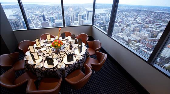 Columbia Tower Club - 7