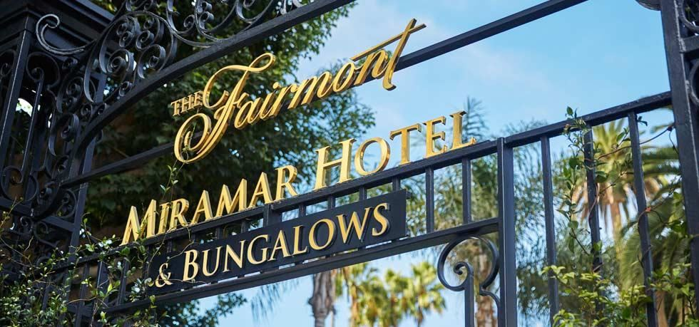 Fairmont Miramar Hotel And Bungalows - 7