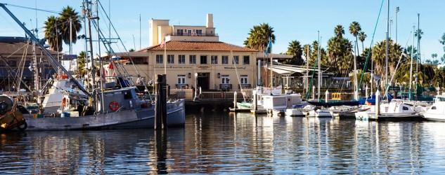 Beachfront Weddings At Santa Barbara Maritime Museum - 7