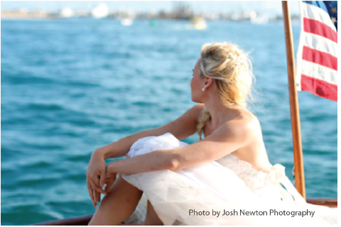 Beachfront Weddings At Santa Barbara Maritime Museum - 1