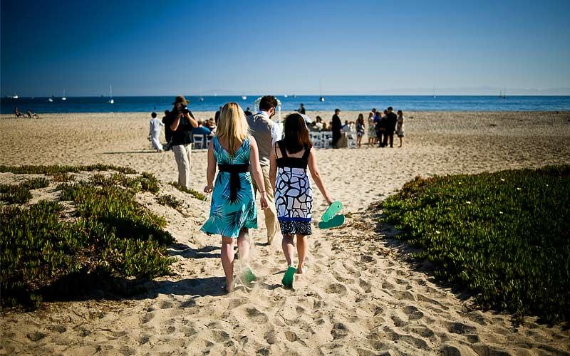 Beachfront Weddings At Santa Barbara Maritime Museum - 5