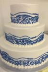 Embree House Wedding Cakes - 4