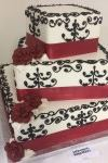 Embree House Wedding Cakes - 3