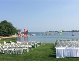 The Inn At Longshore is a  World Class Wedding Venues Gold Member