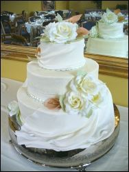 Brookfield Wedding Cakes - 1
