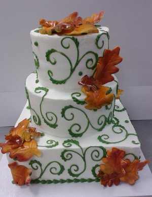 Jenny's Wedding Cakes - 1