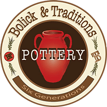 Bolick and Traditions Pottery - 1