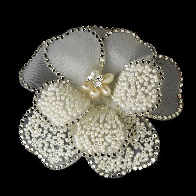 Silk Wedding Flowers and Wedding Accessories - 1