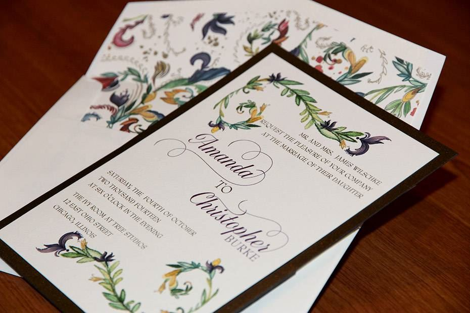 Invitations By Design - 1