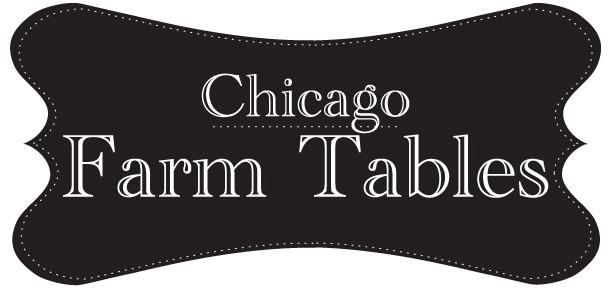Chicago Farm Tables - 1