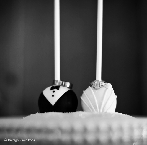 Raleigh Cake Pops - 1