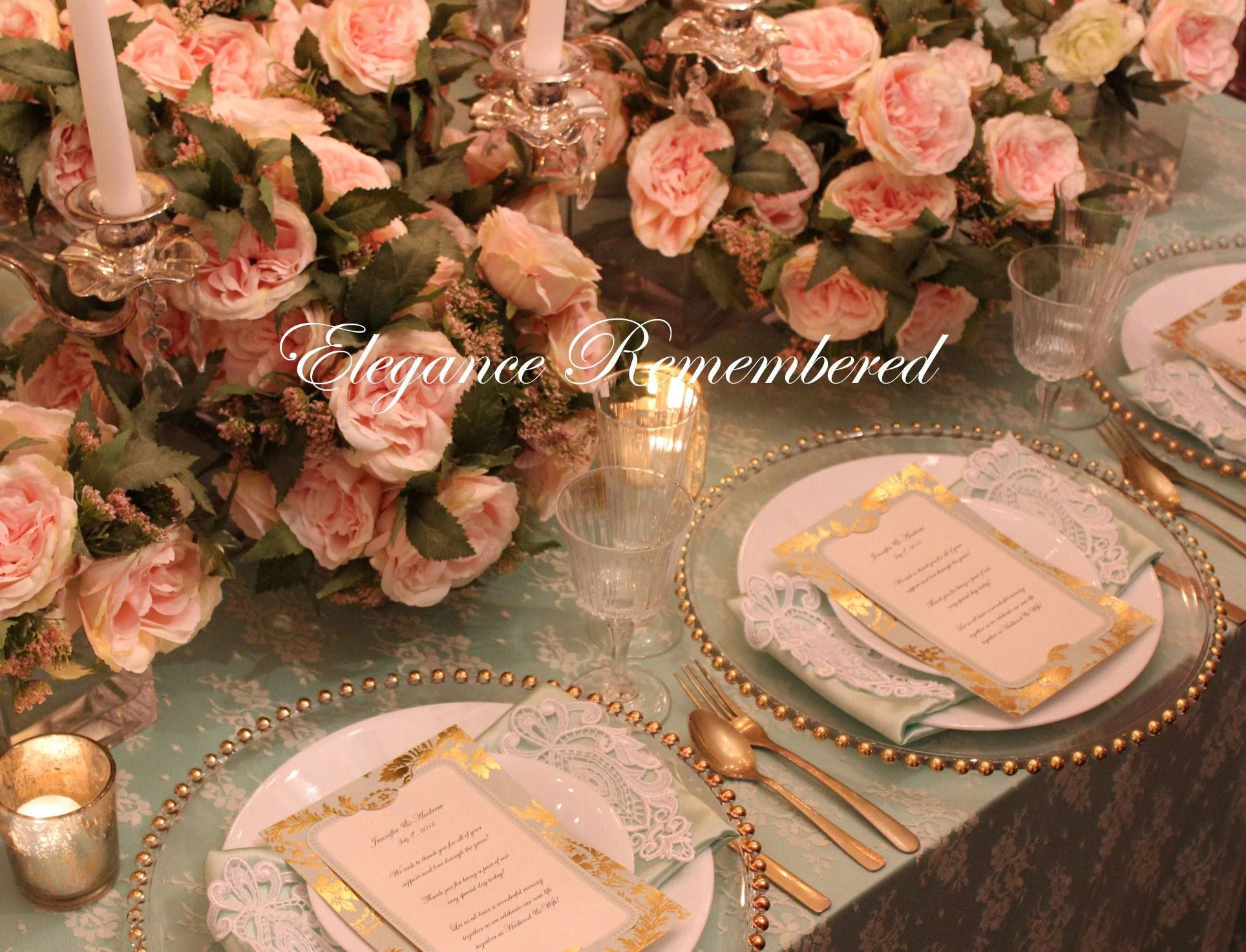 Elegance Remembered - 1