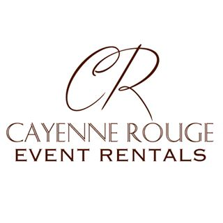Cayenne Rouge Event Rentals - 1
