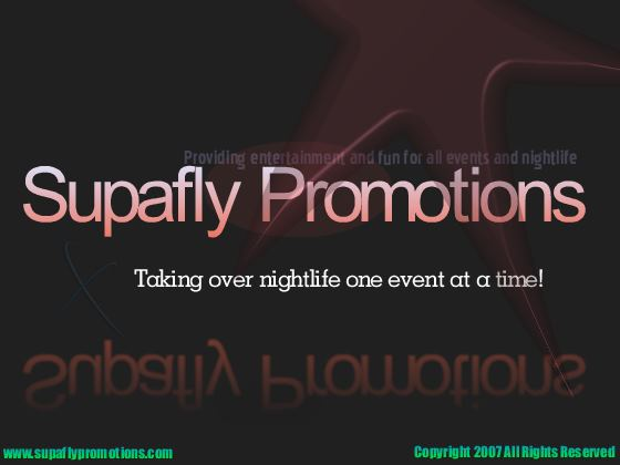 Supafly Promotions LLC - 1