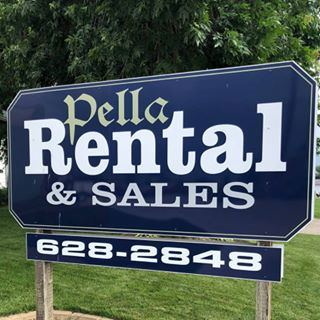 Pella Rental and Sales - 1