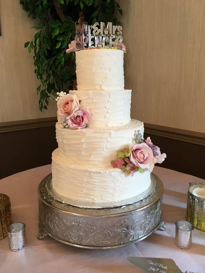 Custom Wedding Cakes By Penny - 1