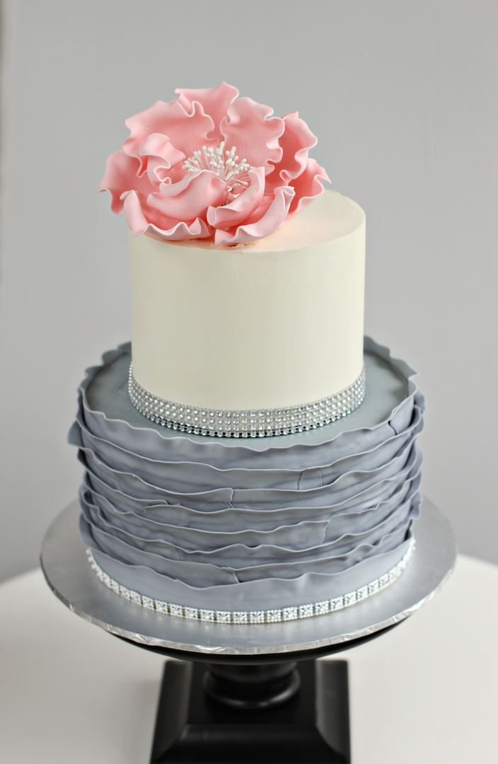 Intricate Icings Cake Design - 1