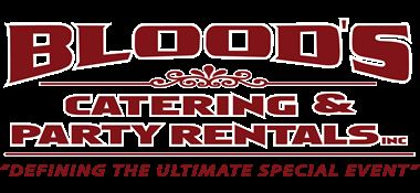 Blood's Catering & Party Rentals - 1