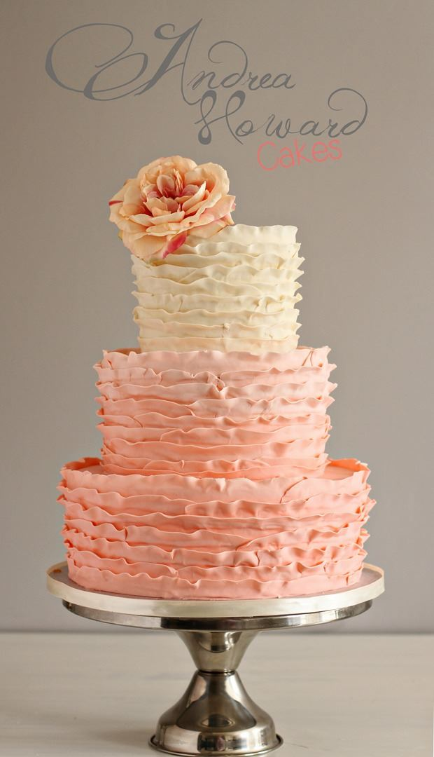 Perfect Wedding Cake - 1