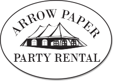 Arrow Paper Party Rental - 1