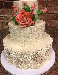 The Marrying Cake - Boutique Bakery - 1