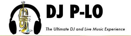 DJ P-LO The Ultimate DJ and Live Music Experience - 1