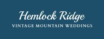 Hemlock Ridge Vintage Mountain Weddings - 1