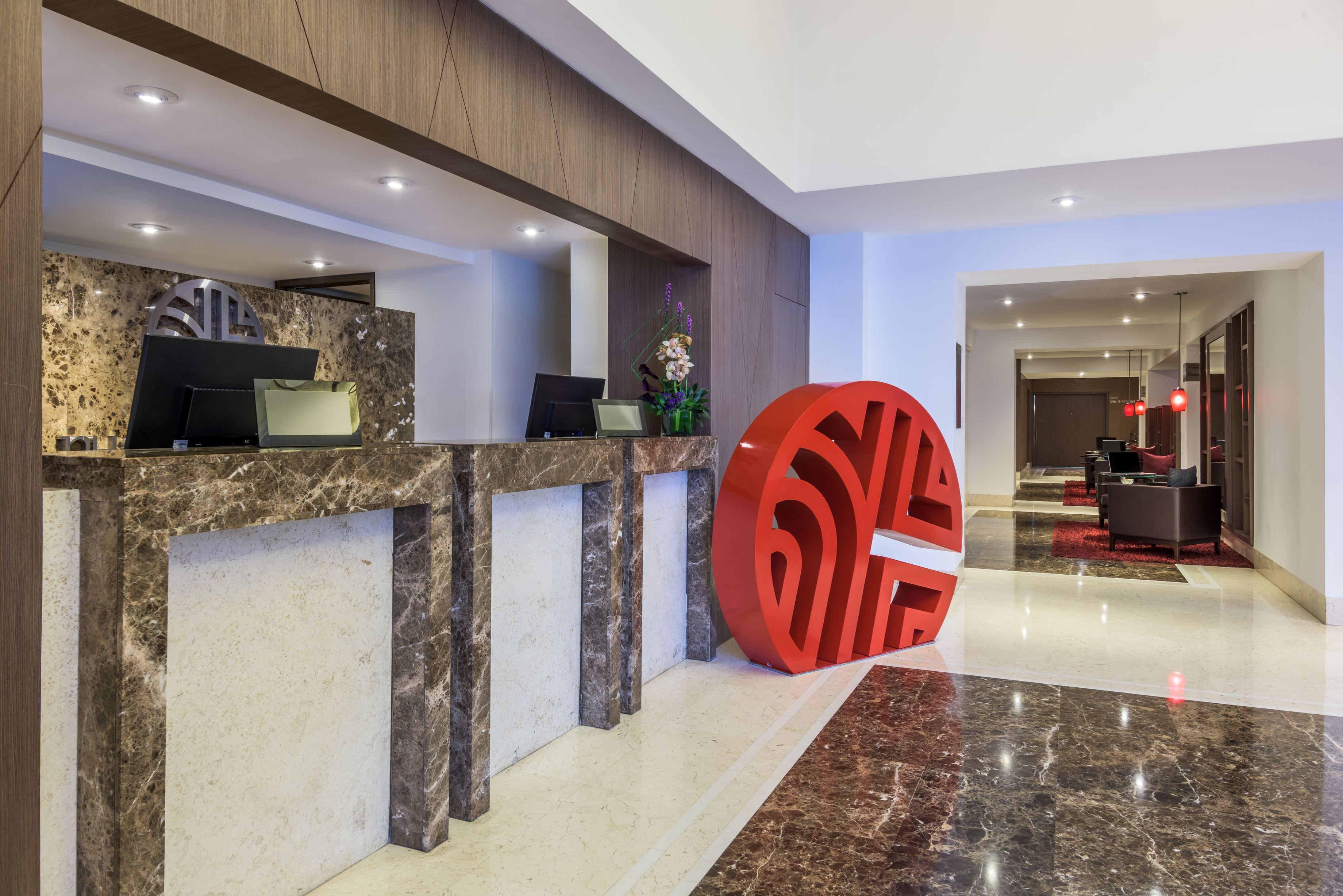 Hotel NH Collection Bogota Andino Royal - 6