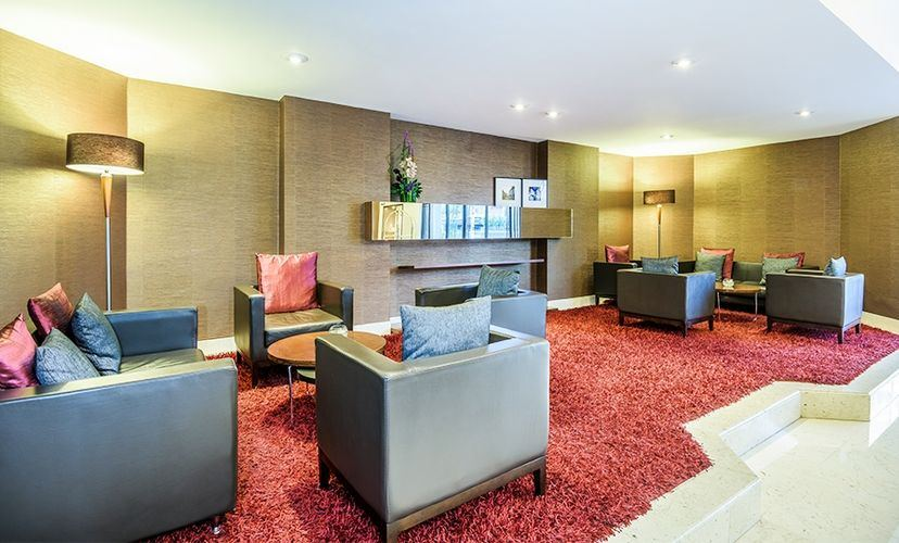 Hotel NH Collection Bogota Andino Royal - 3