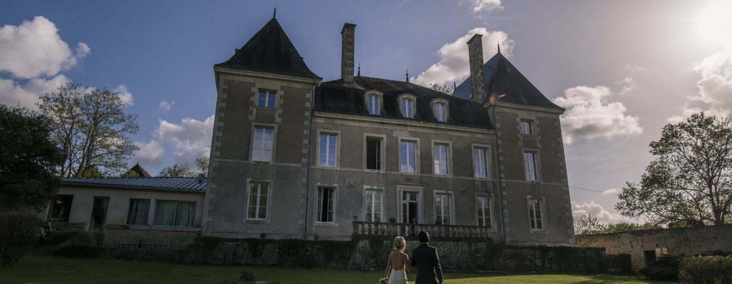 Chateau De La Borderie Benest chateau de la borderie, benest, charente, wedding venue