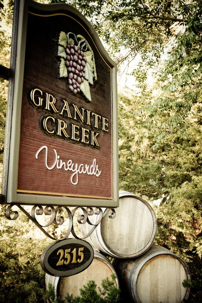 Granite Creek Vineyards, LLC - 7