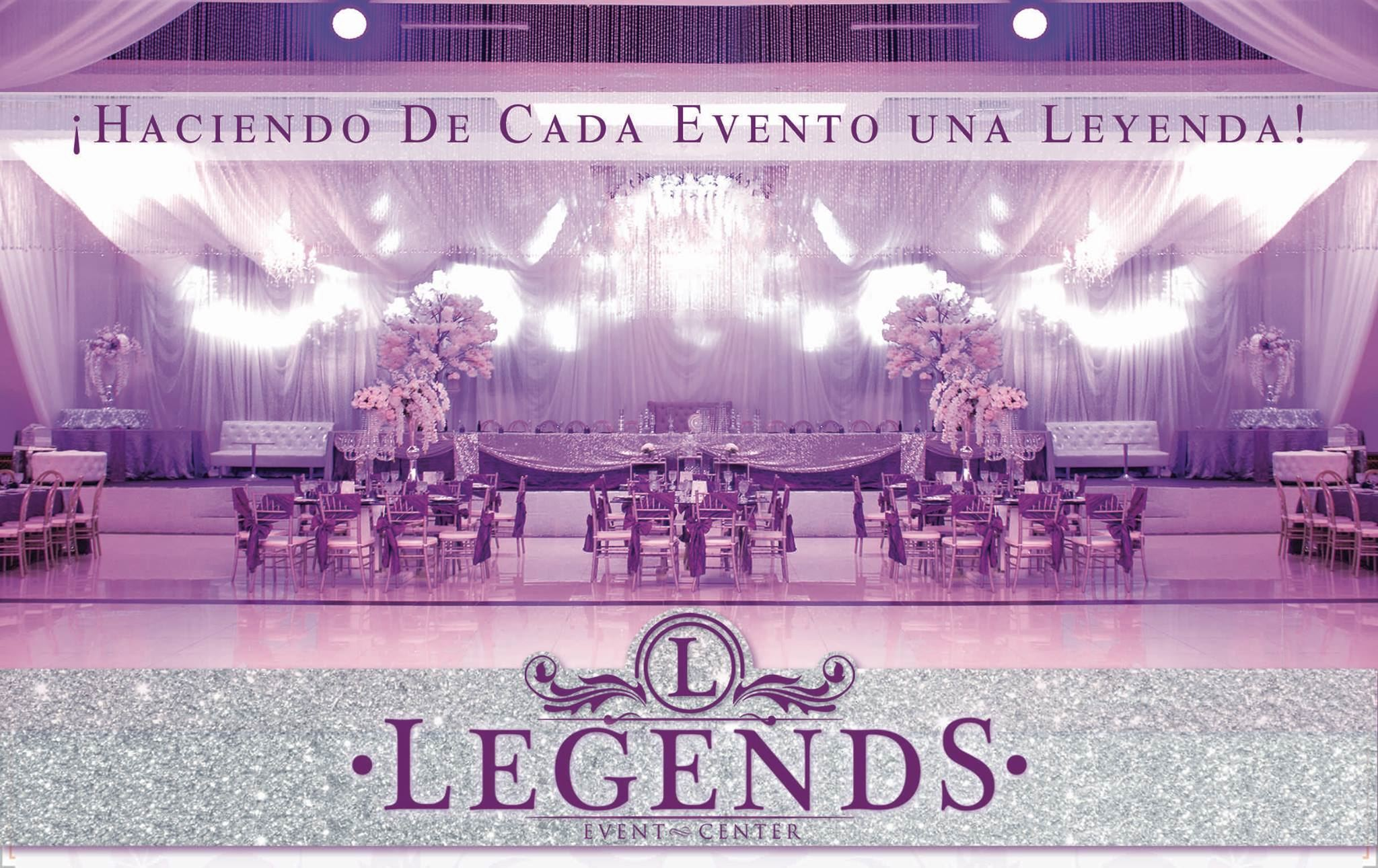 Legends Event Center - 2