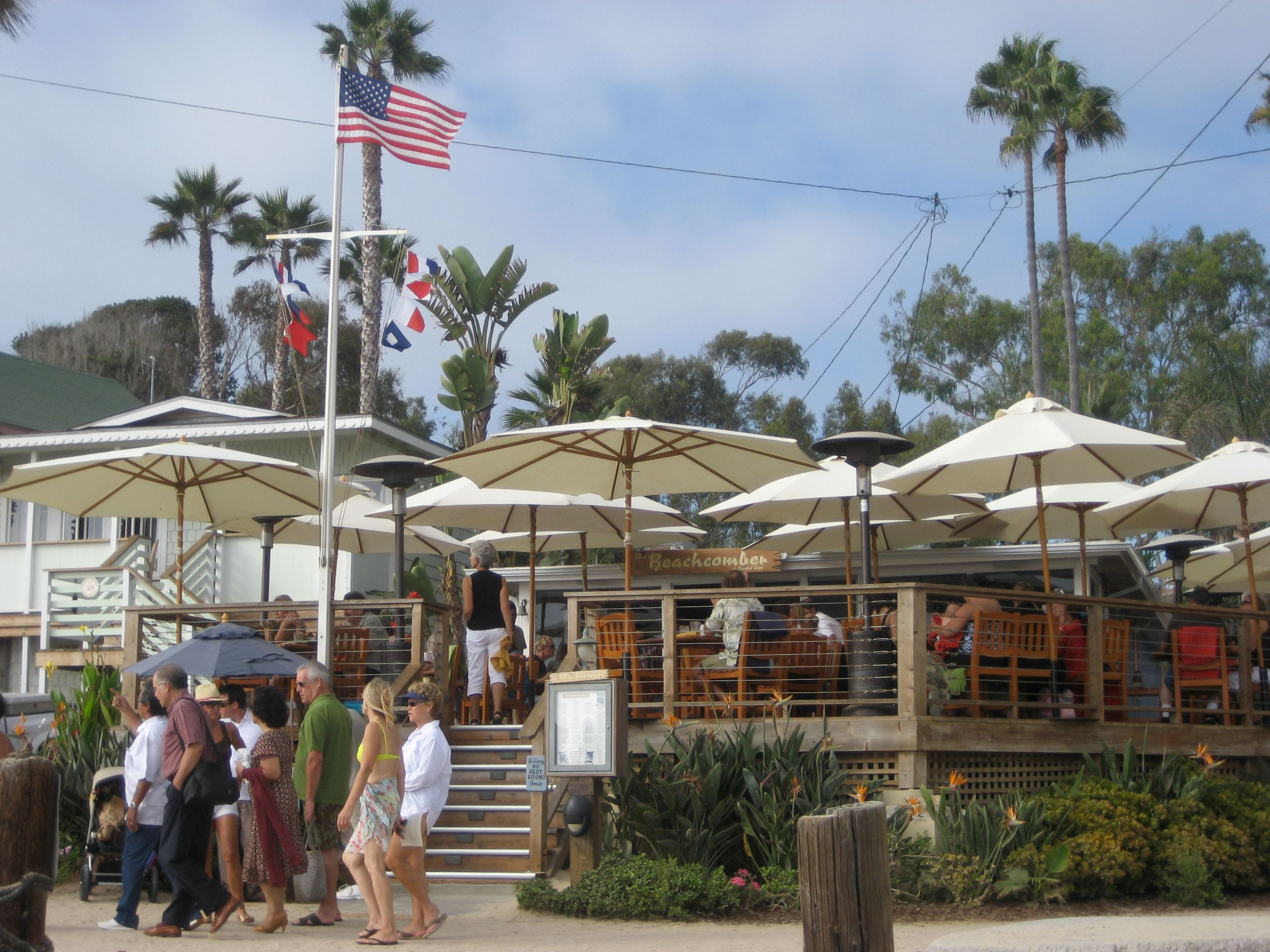 Beachcomber Café at Crystal Cove - 6