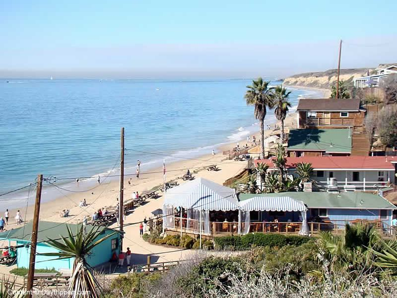 Beachcomber Café at Crystal Cove - 1