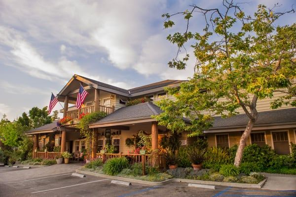 Cambria Pines Lodge - 1