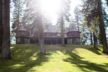 Hellman Ehrmann Mansion At Sugar Pine Point State Park - 2