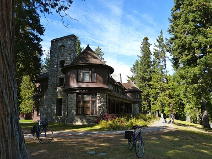 Hellman Ehrmann Mansion At Sugar Pine Point State Park - 4