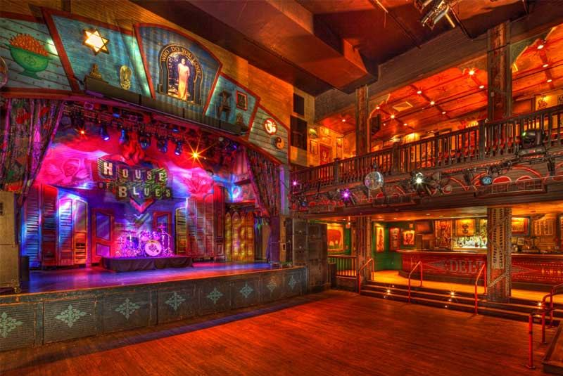 House of Blues New Orleans - 3